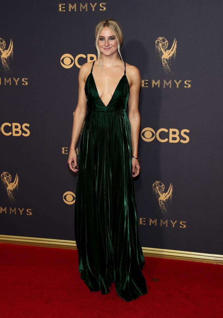 Shailene Woodley Emmy