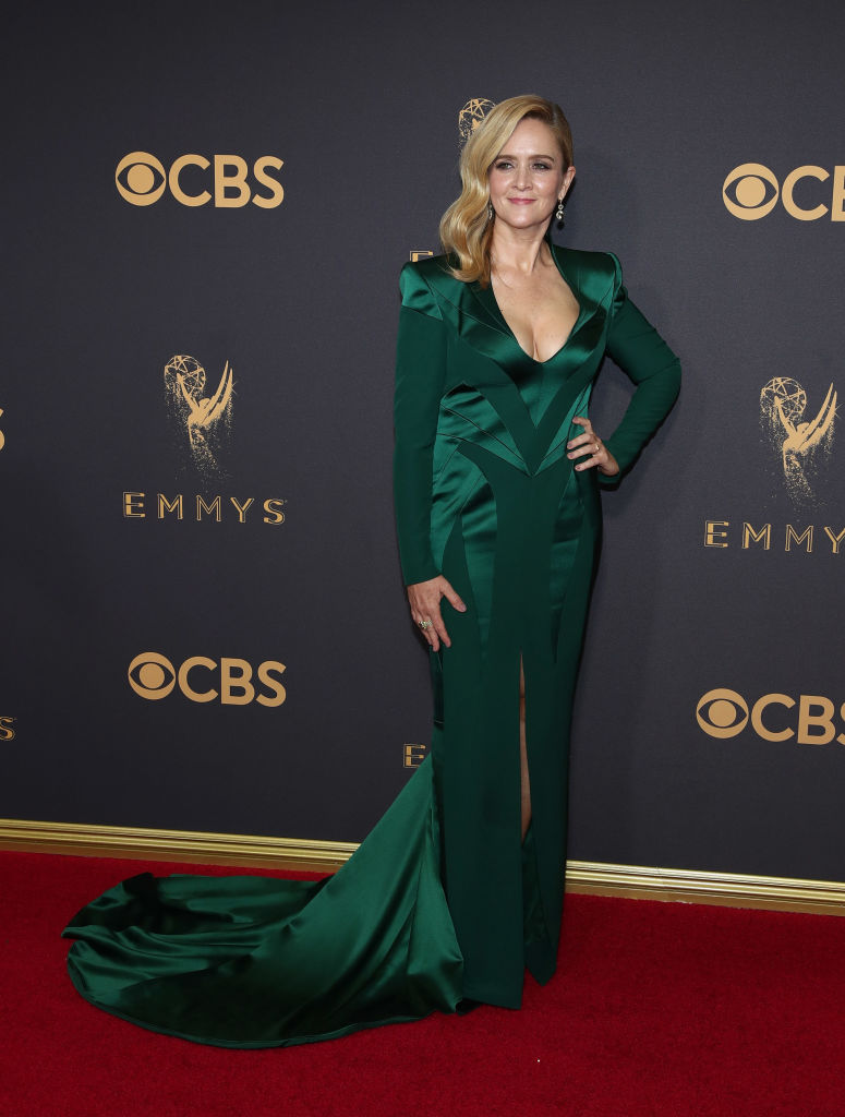 Samantha Bee Emmys 2017