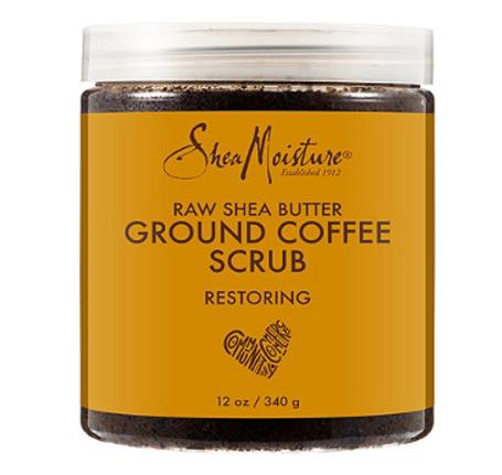 SheaMoisture Raw Shea Butter Coffee Scrub