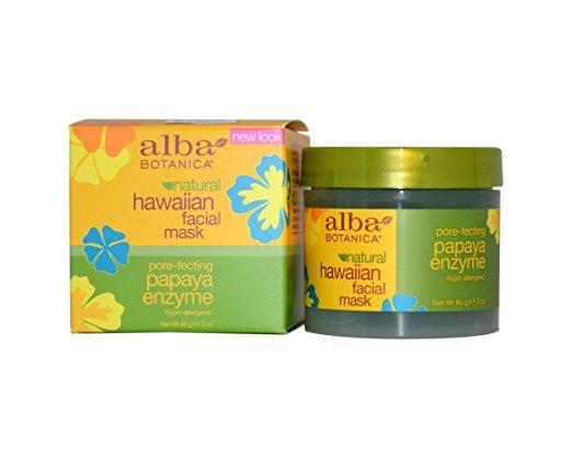 Alba Botanical Hawaiian Pore-fecting Papaya Enzyme Mask