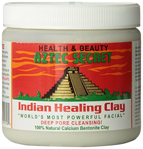 Aztec Secret Indian Clay Healing Mask