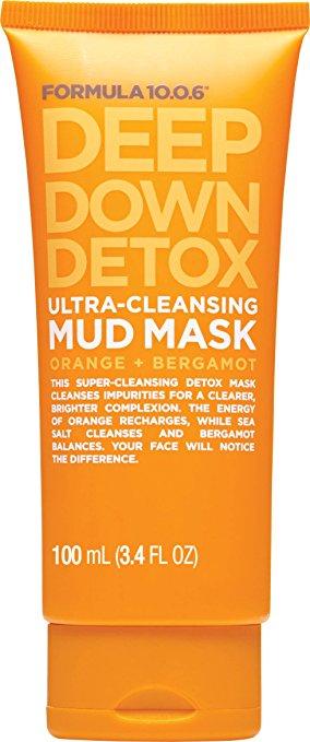 Formula Ten O Six Deep Down Detox Facial Masks