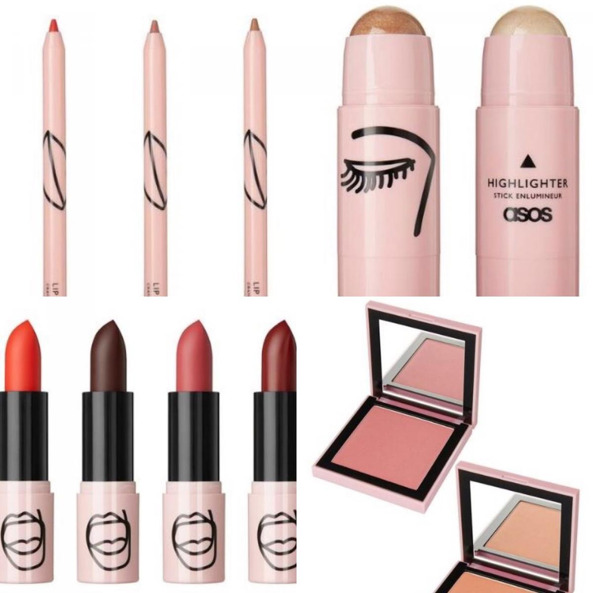 ASOS Makeup Line