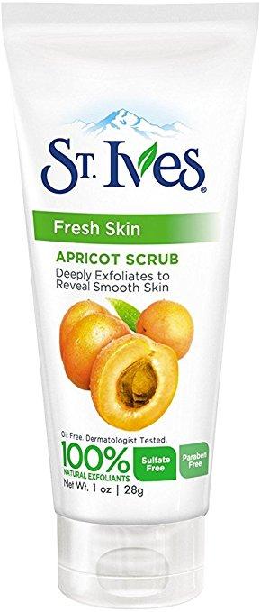 St. Ives Invigorating Apricot Scrub