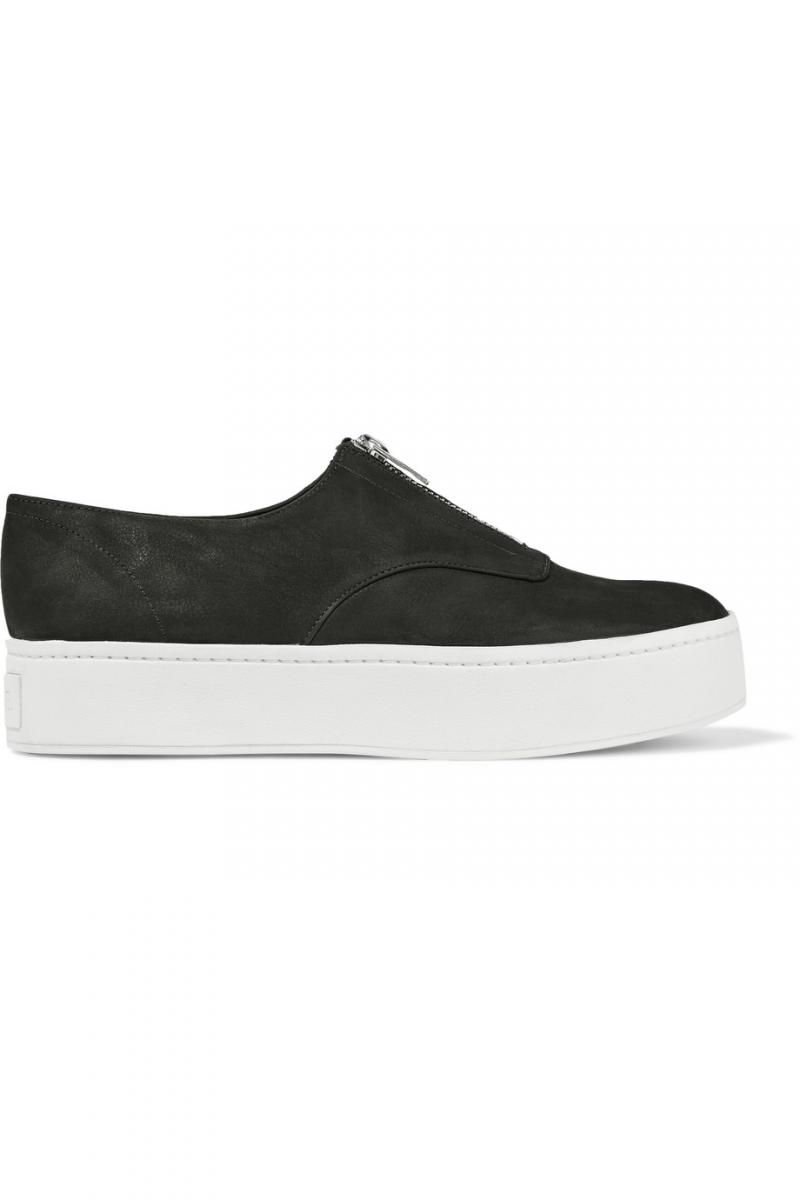 Vince Warner Nubuck Sneakers