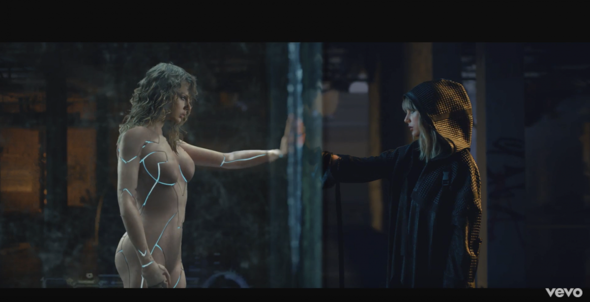 Taylor Swift Ready For It
