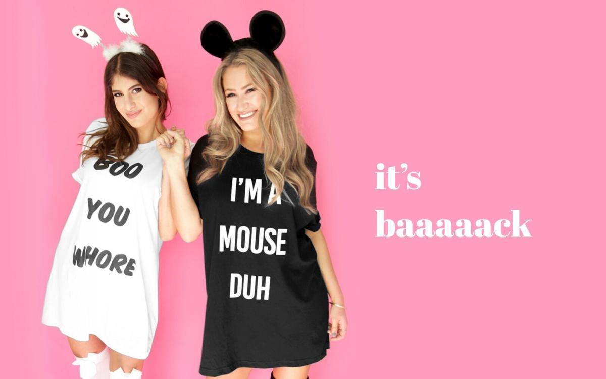 I'm A Mouse Duh & Boo You Whore