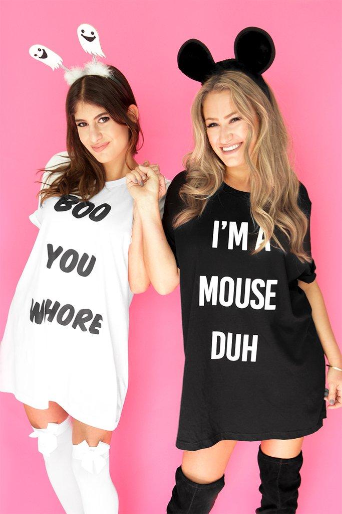 I'm A Mouse Duh Boo You Whore