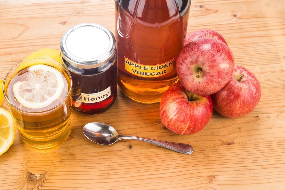 чеснок уксус мед для похудения