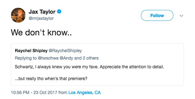 Jax Taylor VPR Season 6