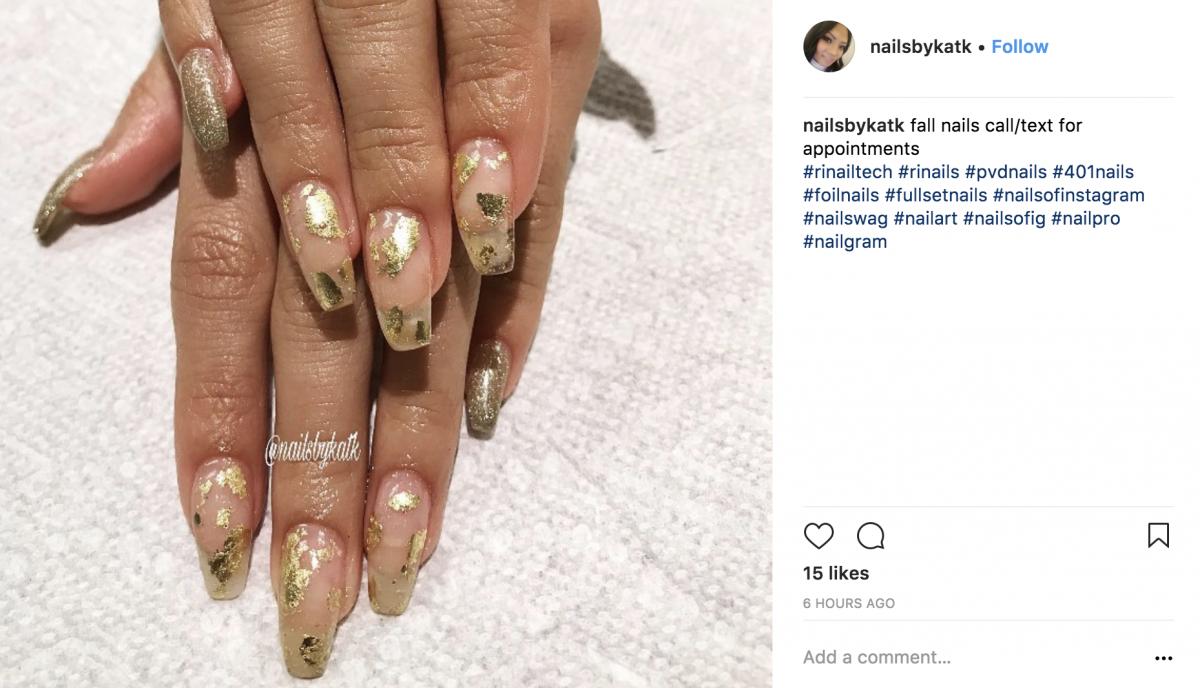 Foil Nails
