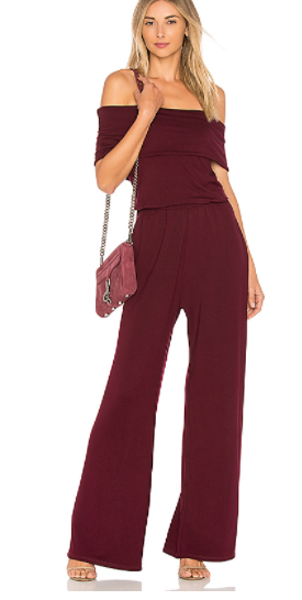 Cupcakes And Cashmere Farida Jumpsuit