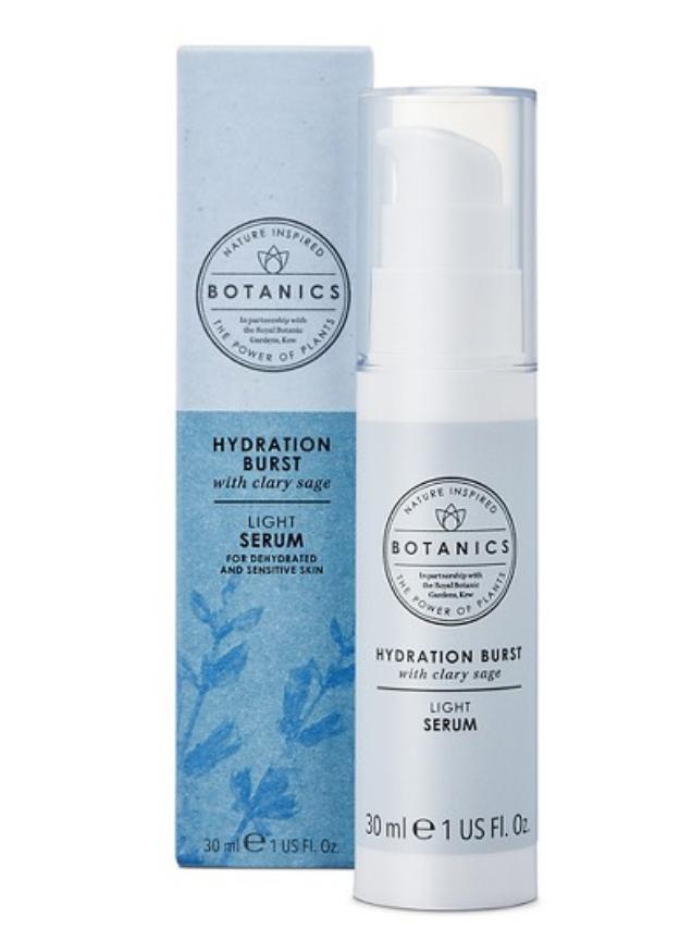 Botanics Hydration Burst with Clary Sage Light Serum