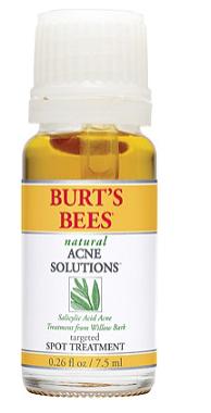 Burt's Bees Acne Treatment
