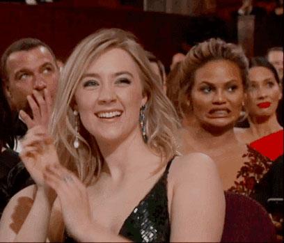 Chrissy Teigen Oscars