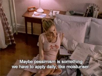 Pessimism Moisturizer SATC