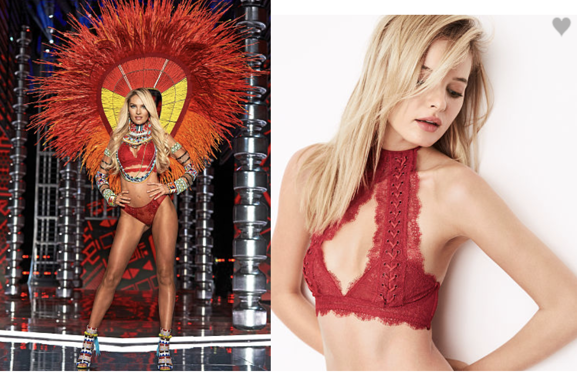 2563a1a873ccd All The Looks From The Victoria s Secret Fashion Show You Can Shop ...