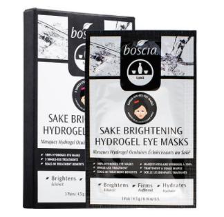 Boscia Sake Brightening Hydrogel Eye Mask