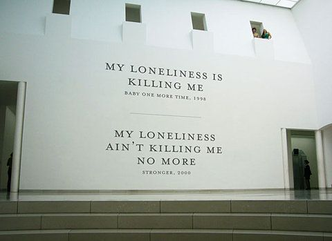 Britney Spears My Loneliness