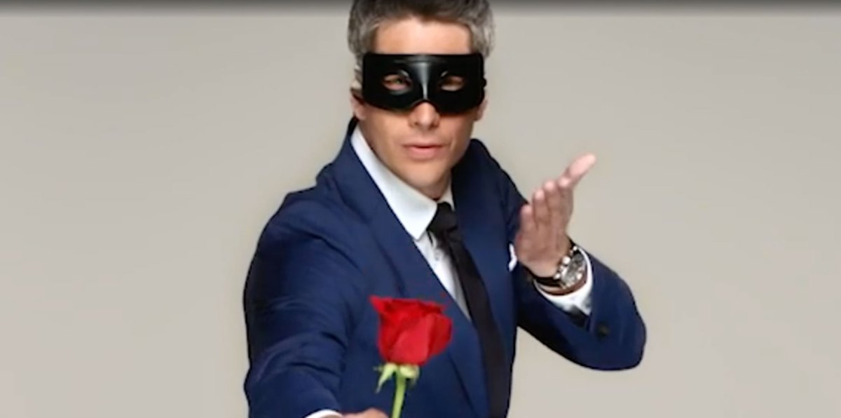 Arie The Bachelor