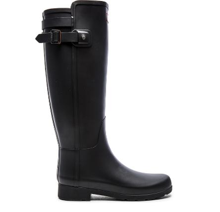 Hunter Original Refined Back Strap Rain Boot