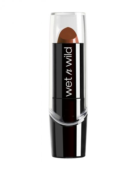 Wet N Wild Silk Finish Lipstick Mink Brown