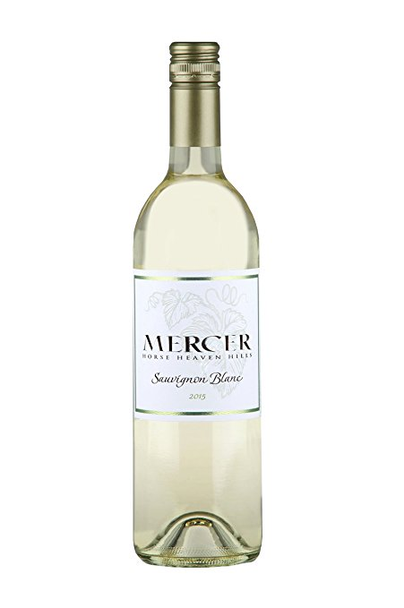 2015 Mercer Estates Sauvignon Blanc