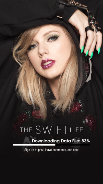 Taylor Swift App