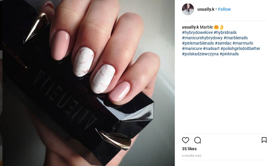 The Winter Nail Art Trends That Will Be All Over Instagram In 2018 ...