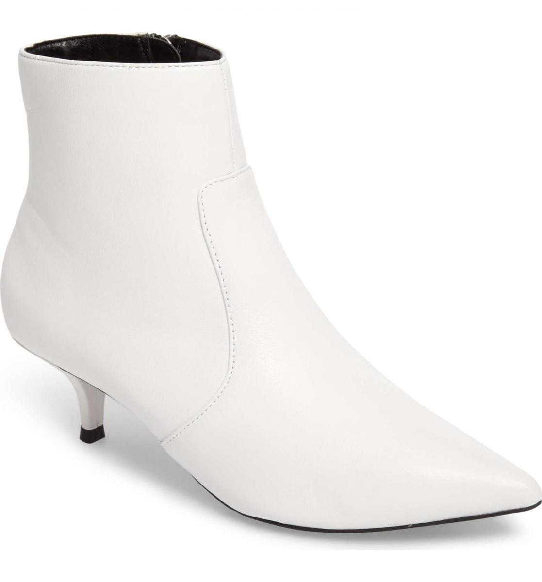 Topshop Abba Pointy Toe Bootie