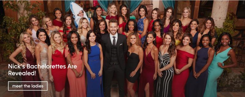 Nick's Contestants Bachelor