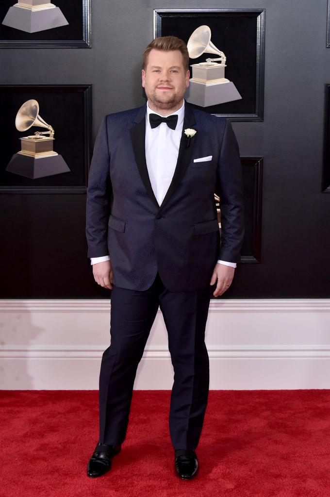 James Corden Grammys