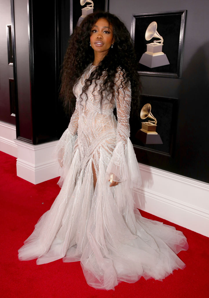 SZA Grammys