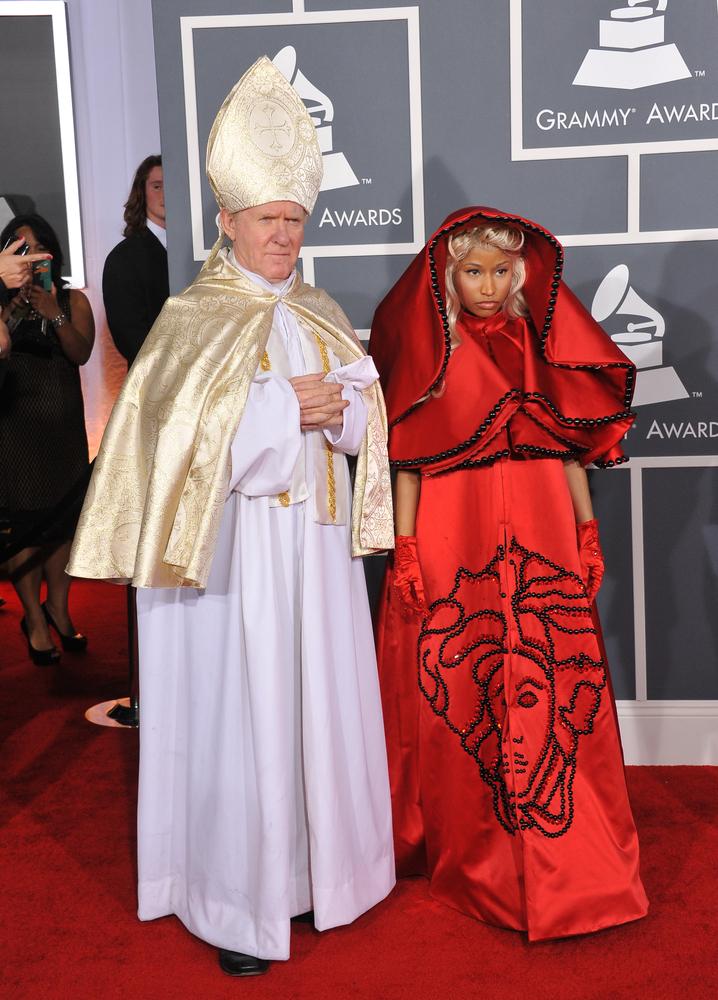 Nicki Minaj 2012 Grammys